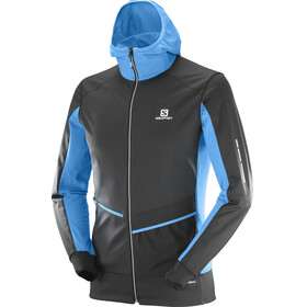 Salomon X Alp Speed Midlayer Men Black/Hawaiian Surf